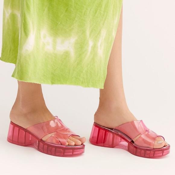 Jeffrey Campbell Womens Jelli Sandal 7